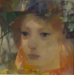 М.Спиридонов. Девочка-фея. 2003
